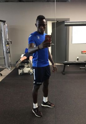 Jeannot ESUA a rejoint le FC Edmonton en Premier League Canadienne